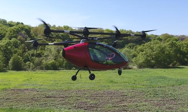 Permalink to Como salido de la nada, este nuevo coche volador ya ha sido probado y está listo para surcar los cielos