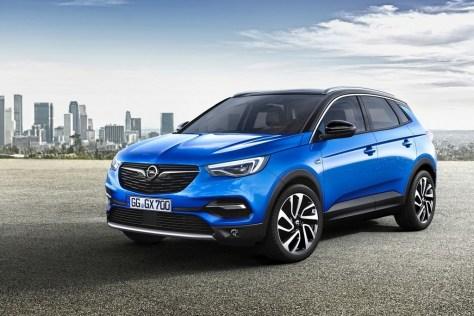 Opel Grandland X 100