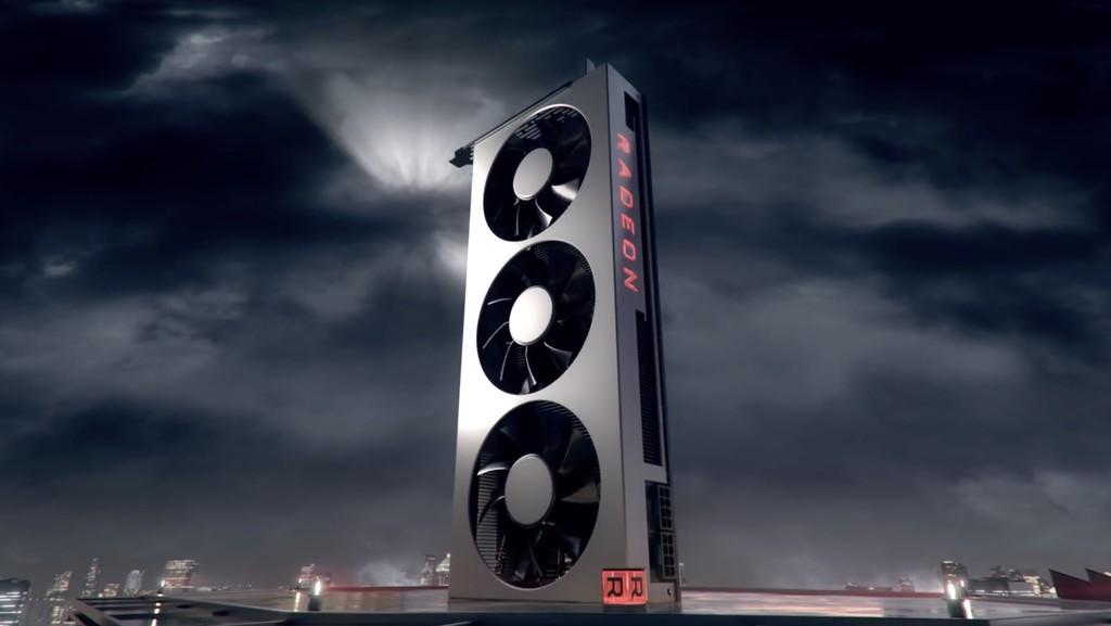 Permalink to AMD anuncia Radeon VII, la primera GPU gaming con arquitectura de 7 nm