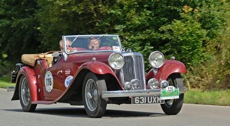 Jaguar Ss 1 1933 Aka