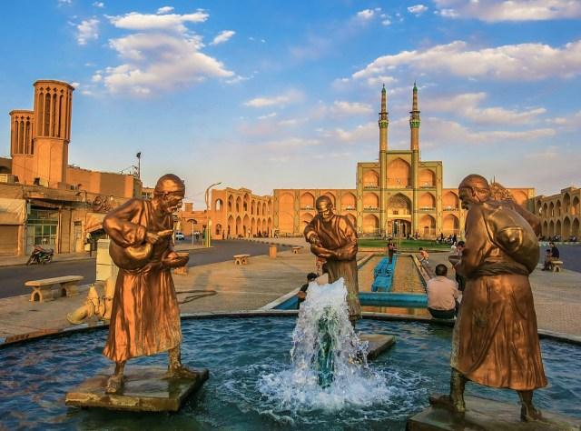 Amir Chakhmaq Complex Hadi Karimi 1