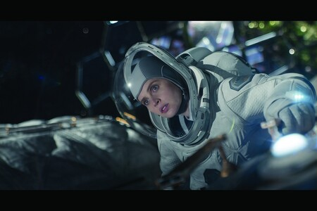 Netflix releases first images of George Clooney's new space drama after 'Gravity'