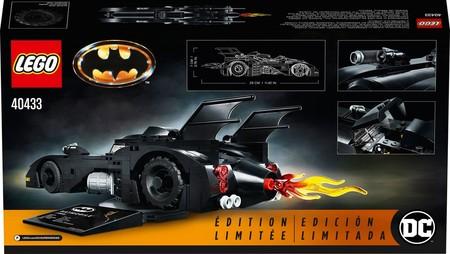 Lego 1989 Batmobile 4