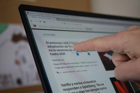 Acer Swift 5 Review Espanol Xataka Pantalla