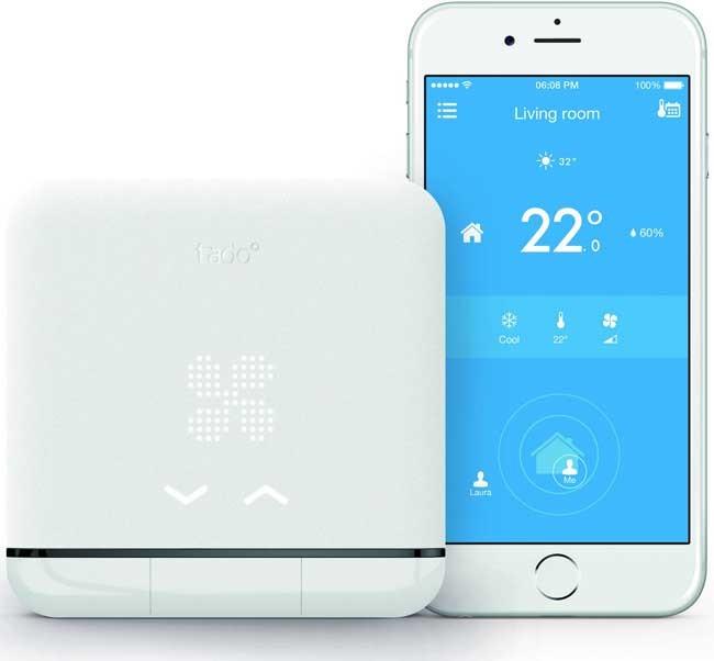 tado° Smart AC Control, control absoluto de tu Aire Acondicionado por internet