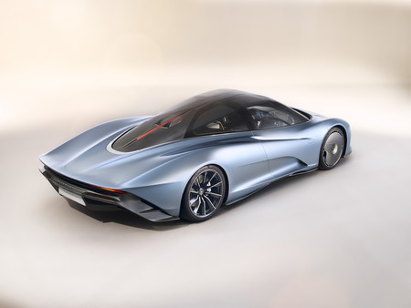 Mclaren Speedtail 8