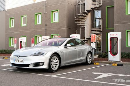 Ionity Tesla