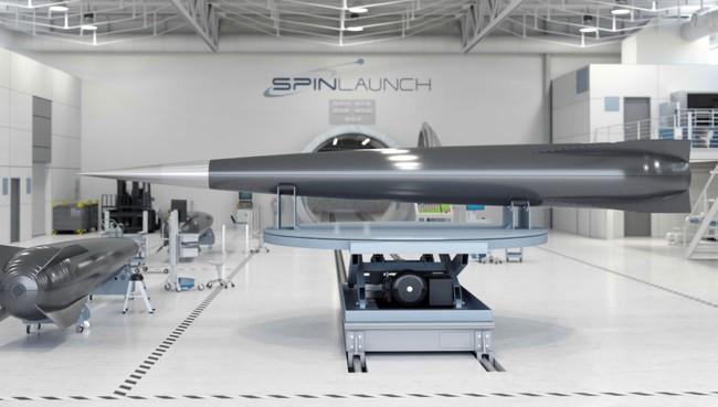 Permalink to SpinLaunch, el competidor de SpaceX que quiere usar catapultas para para abaratar los lanzamientos