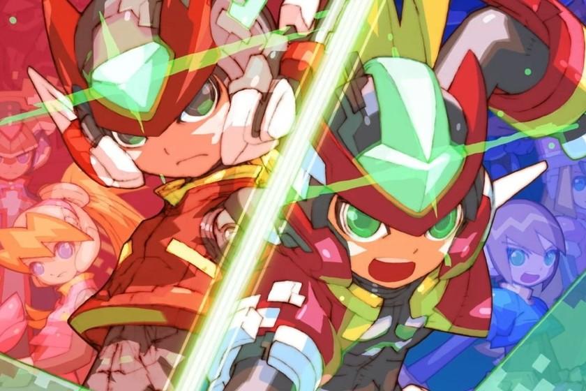 El modo Chaser Z del recopilatorio Mega Man Zero/ZX Legacy Collection protagoniza su nuevo adelanto [TGS 2019]