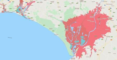 Doñana y Huelva en 2050