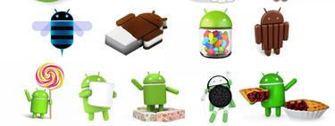 Android 10 es el fin de una década llena de postres: repasamos los dulces que dieron nombre a todas las versiones de Android