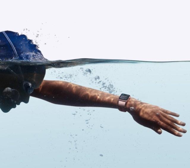 Apple Watch 2 Sumergible