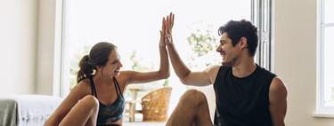 Un entrenamiento de fuerza y cardio que puedes hacer en casa en 15 minutos