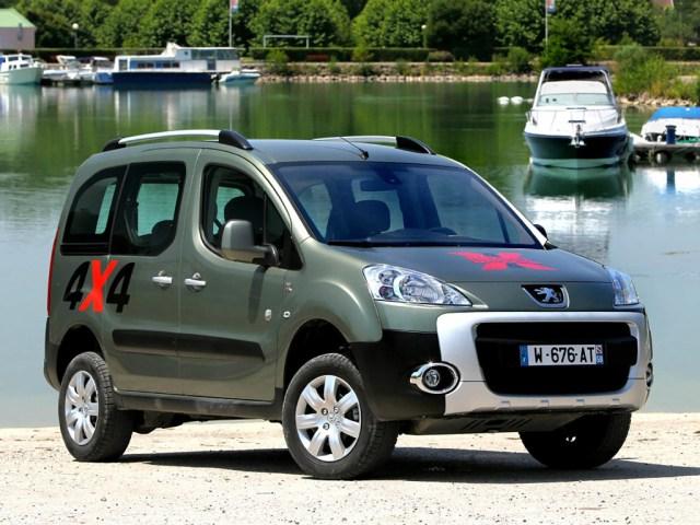 Peugeot Partner Tepee Dangel 4x4