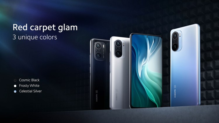 Xiaomi Mi 11i reaches the global market as the Redmi K40 Pro + renamed