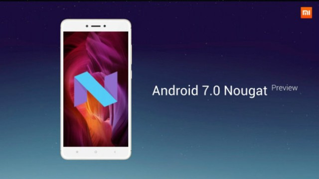 Miui Android 7