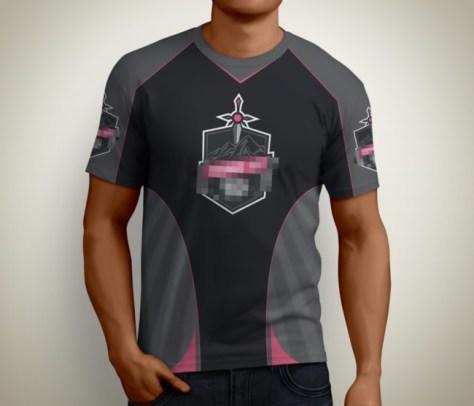 Camiseta Team YP