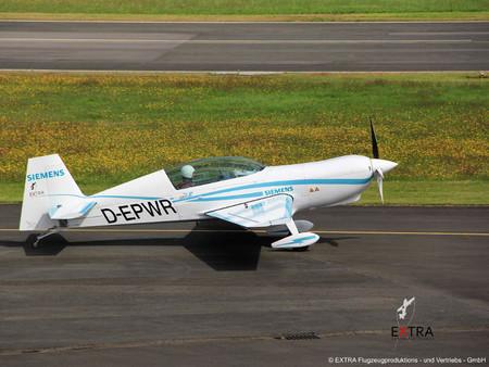 Siemens avión