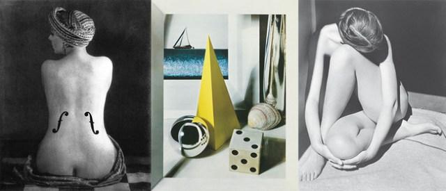 Man Ray Edward Weston Paul Outerbridge