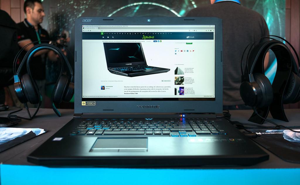 """Permalink to Acer Predator Helios 500, primeras impresiones: así es jugar con la nueva bestia parda del """"gaming"""""""