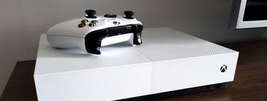 Xbox One S All-Digital, análisis: una grandísima consola capaz de nadar a contracorriente