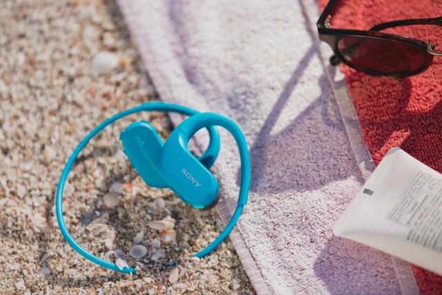 Sony trae a México su nuevo Sport Walkman, reproductor/audífonos resistentes a —casi— todo