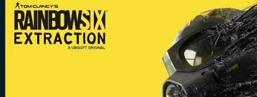 'Rainbow Six Extraction': Ubisoft muestra el tráiler y detalles del gameplay del shooter cooperativo que nos sumerge en una invasión alienígena
