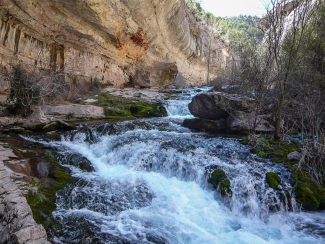 Nacimiento Río Pitarque