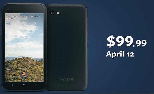 Htc First en AT&T