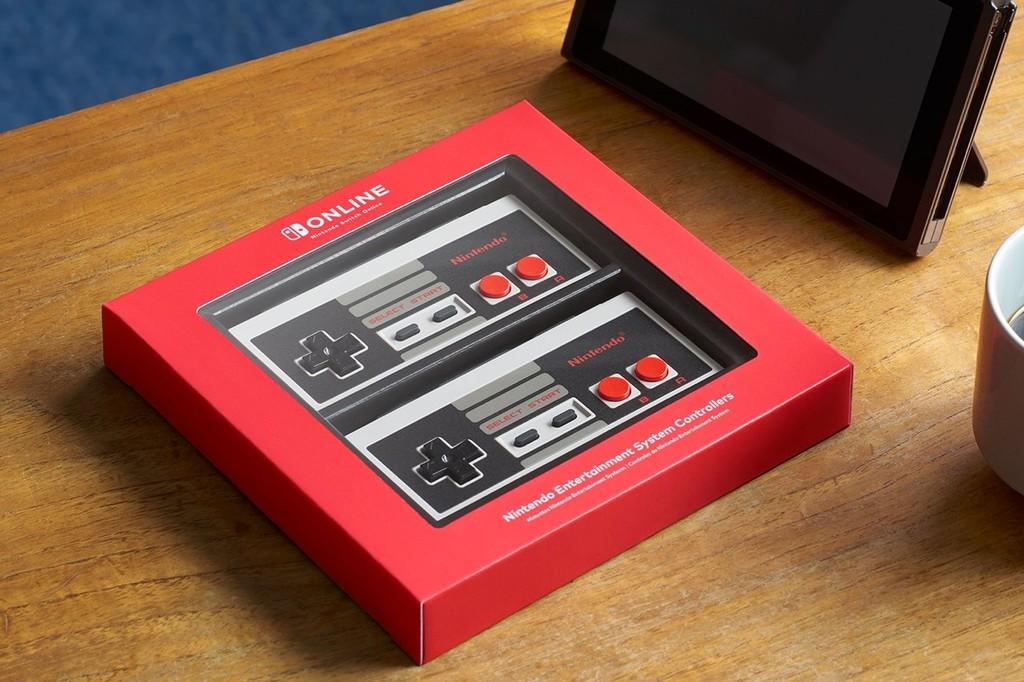 Nintendo revive el viejo mando de NES: sólo que ahora es inalámbrico y compatible con la Switch