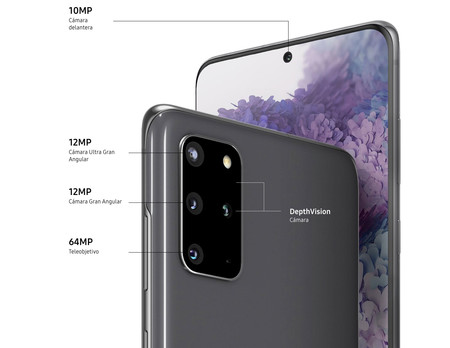Samsung Galaxy S20 Plus Camaras Traseras 01