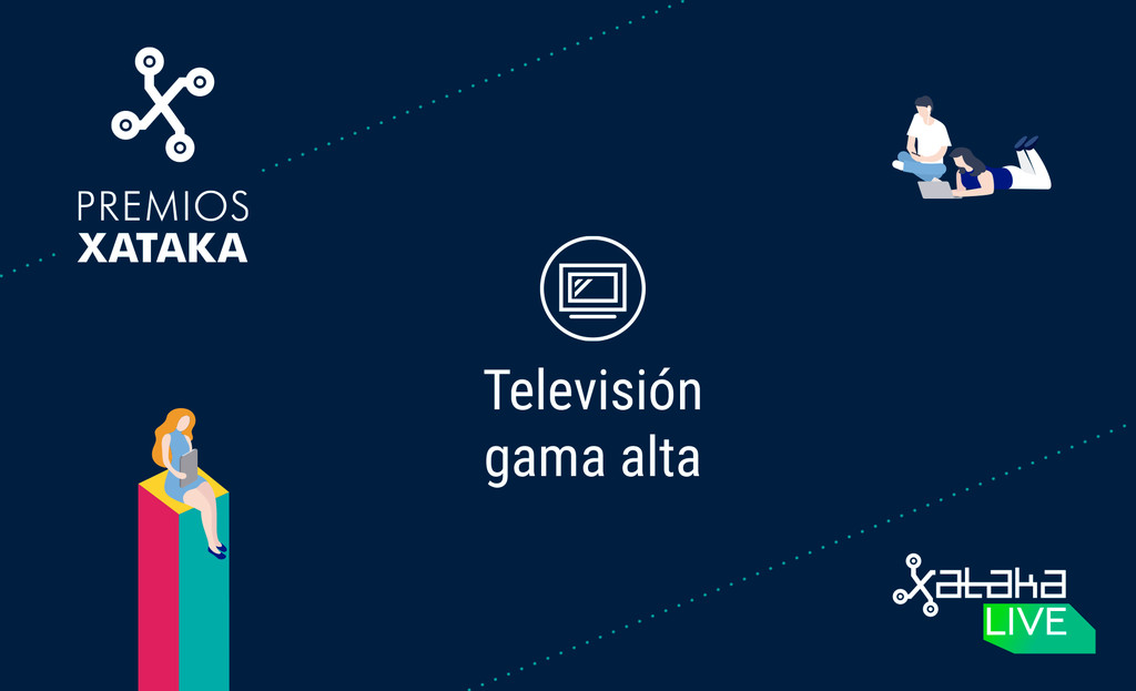 Permalink to Mejor televisor de gama alta: vota en los Premios Xataka 2018