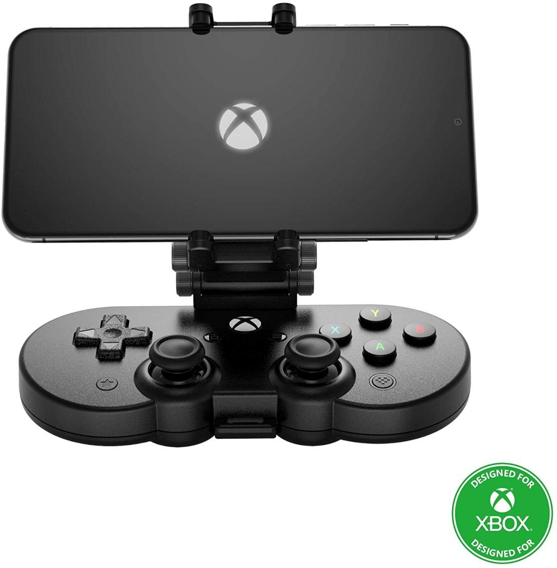 8Bitdo Sn30 Pro para juegos en la nube Xbox en Android (incluye clip) - Android