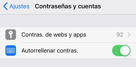 Siri Contrasenas
