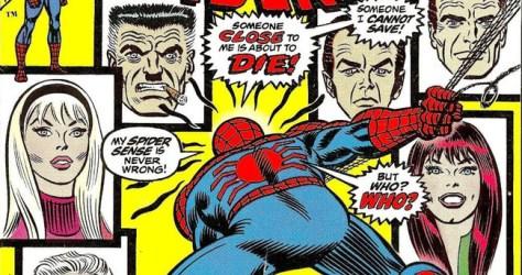Amazing Spider Man 121 Cover
