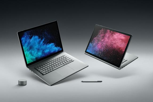 Permalink to Microsoft Surface Book 2, ahora es más potente y tiene un modelo de 15 pulgadas