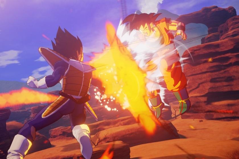 Dragon Ball Z: Kakarot recorre los momentos más épicos de la serie con su tráiler extendido del TGS 2019