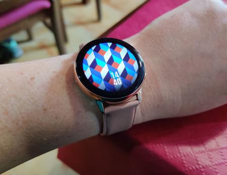 Samsung Galaxy Watch Active 2 Esfera 01
