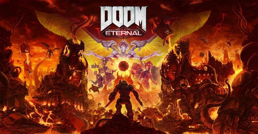 'DOOM Eternal' vuelve a escena con un glorioso y sangriento tráiler que nos prepara para su lanzamiento