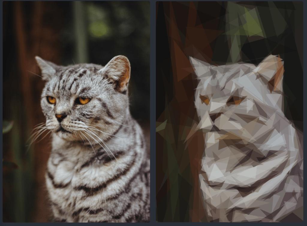 Motion, una interesante herramienta que convierte cualquier imagen en una animación geométrica