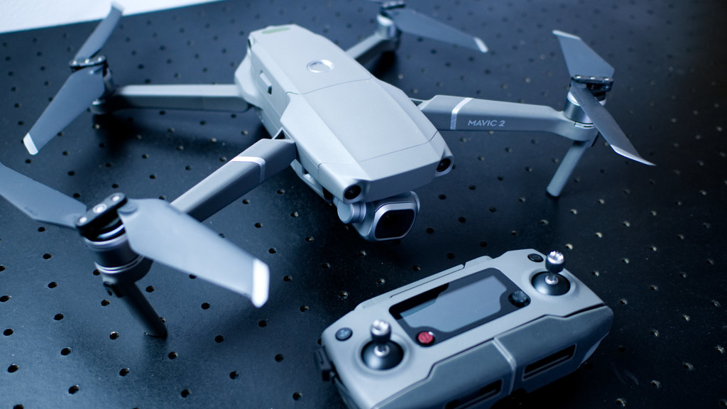 DJi Mavic dos Pro, análisis: un nuevo nivel en calidad de vídeo y imagen con dron