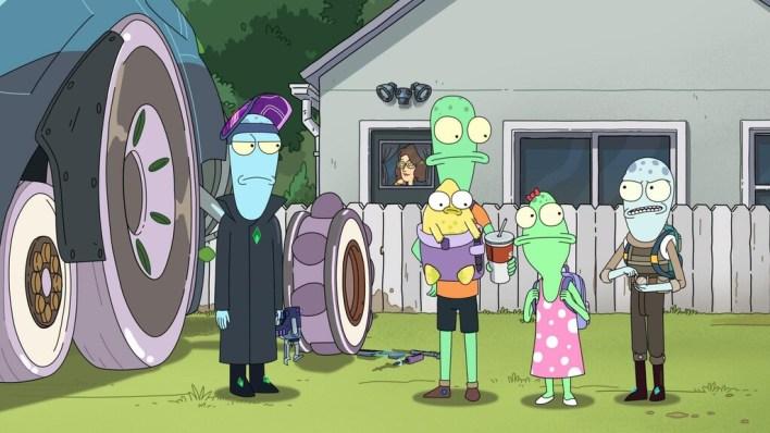 'Solar Opposites': los creadores de 'Rick y Morty' estrenan en Disney+ una sitcom no tan salvaje, pero igual de ácida y frenética