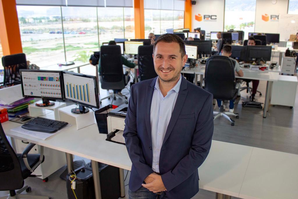 """Alfonso Tomás, CEO de PcComponentes: """"Si hubiésemos tomado decisiones precipitadas cuando llegó Amazon® hoy no estaríamos aquí"""""""
