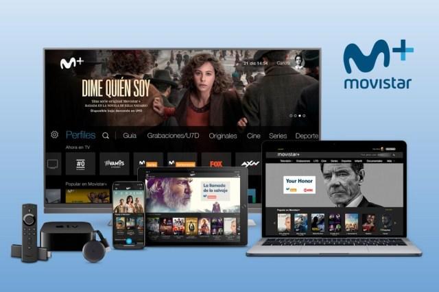 Canales de Movistar+ TV: listado completo y todas las mejorías que aporta la televisión de pago