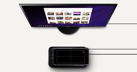 Samsung Dexpad