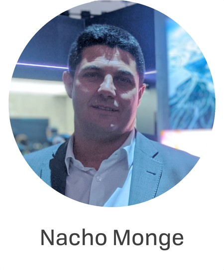 Nacho Monge