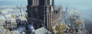 Nadie se enamoró tanto de Notre Dame como Ubisoft en Assassin's Creed Unity