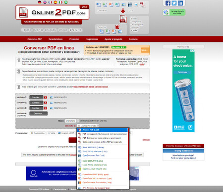 How To Pass A Picture To Pdf Online2pdf 01