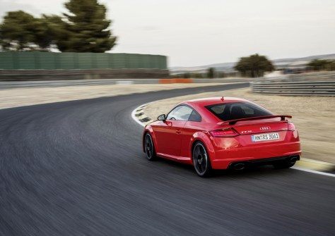 Audi TT RS Prueba 35