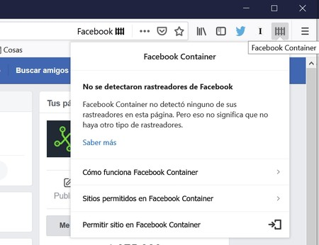 """Firefox 74 lets you use Facebook, but encourages you to """"isolate"""" it to prevent the social network from monitoring everything you do"""